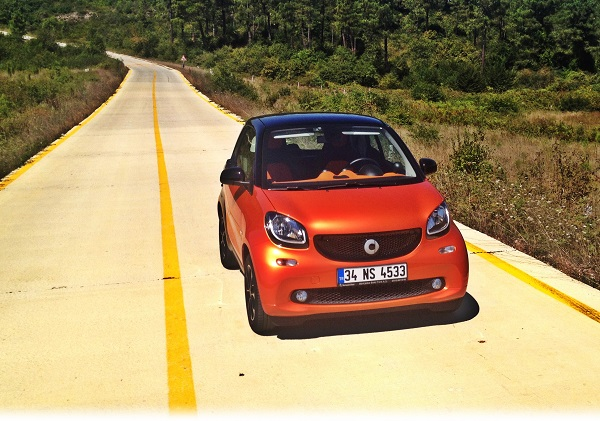 Smart Fortwo Test 2016