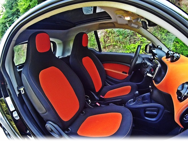 Smart Fortwo Test