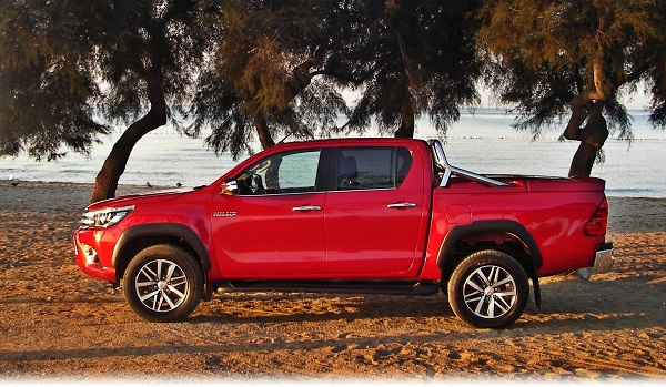 Hilux 4x4 Test_Offroad_ToyotaHilux