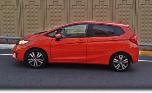 Honda Jazz Test_Otomobiltutkunu_Jazz_Honda