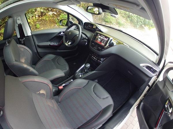 Peugeot208GTLineTest GTLine Otomobiltutkunu_GOPRO