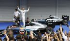 Nico Rosberg Mercedes AMG F1 Suzuka