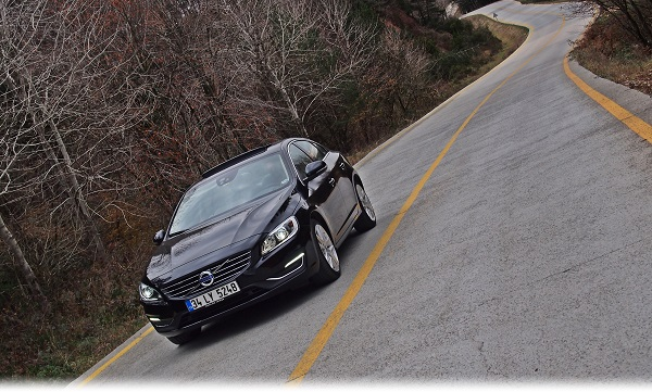 Volvo S60 T3 Advance Test VolvoCars VolvoTurkiye
