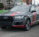 Audi Q7 Test