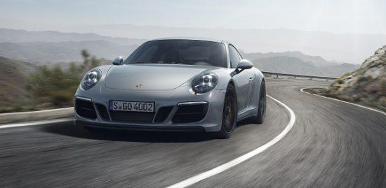 Porsche 911 Carrera 4 GTS Test