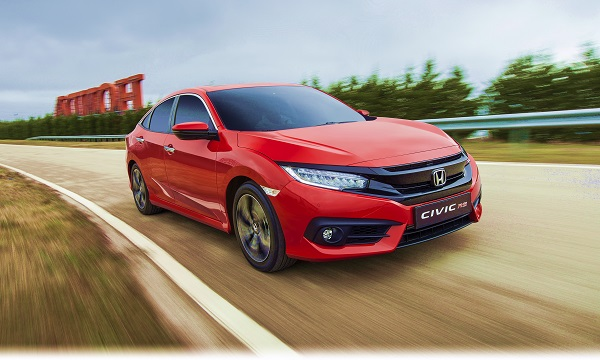 Honda CivicRS Test