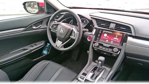 Honda CivicRS Test_Honda Civic RS