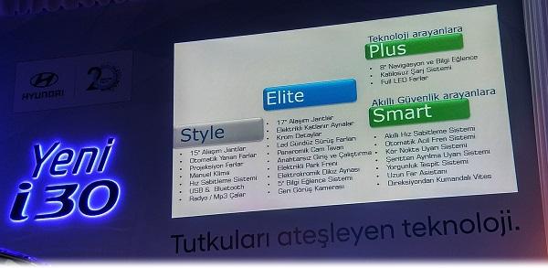 Hyundai i30_Hyundai Yeni i30_Hyundai_Yenii30_Yenii30 Lansman izmir