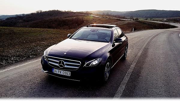Mercedes Benz E220d Test_Yeni E Serisi_Otonom_Avangarde Test_Otomobiltutkunu