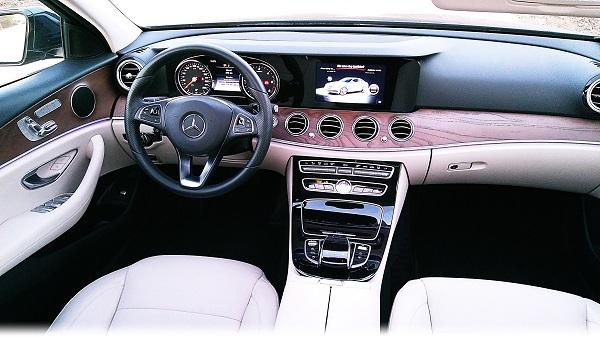 Mercedes Benz E220d Test_Yeni E Serisi_Otonom_Avangarde