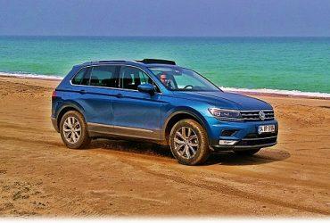 Volkswagen Tiguan Test