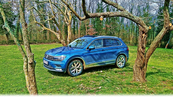 Volkswagen Tiguan Test_Yeni Tiguan Test