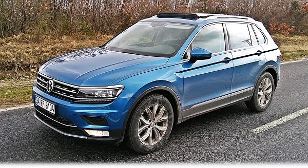 Volkswagen Tiguan Test_Yeni Tiguan Test_VW Tiguan Test