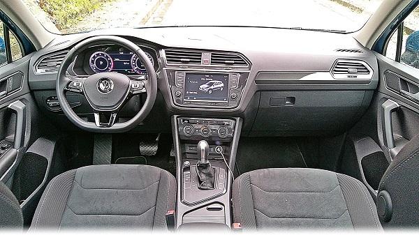 Volkswagen Tiguan Test_Yeni Tiguan