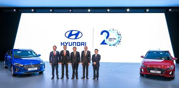 Hyundai istanbul autoshow 2017 otomobiltutkunu