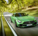 Mercedes-AMG GT R Otomobiltutkunu