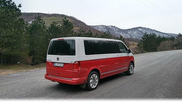 Volkswagen Caravelle Team DSG