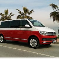 Volkswagen Caravelle Team Test