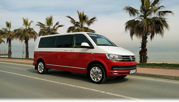 Volkswagen Caravelle Team Test
