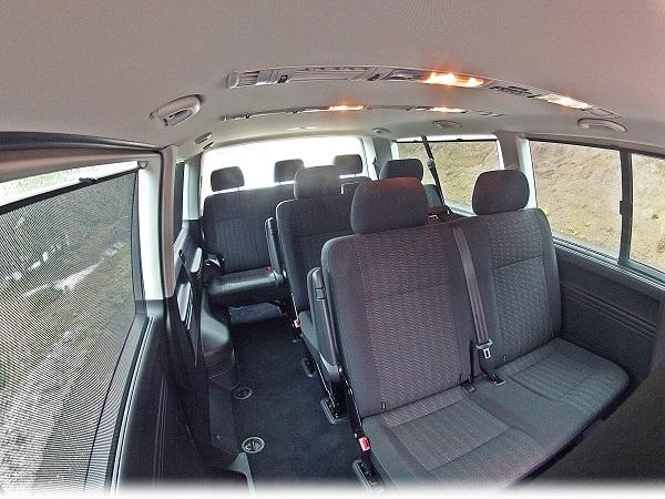 Volkswagen Caravelle Team