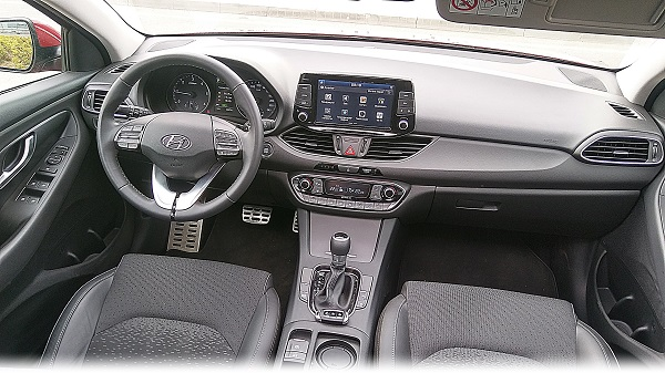 Hyundai Yeni İ30 Elite Plus Smart Test Dizel Otomatik Otomobiltutkunu