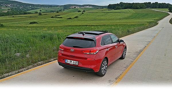 Hyundai Yeni İ30 Elite Plus Smart Test Dizel Otomatik Otomobiltutkunu_Hyundai i30 Test