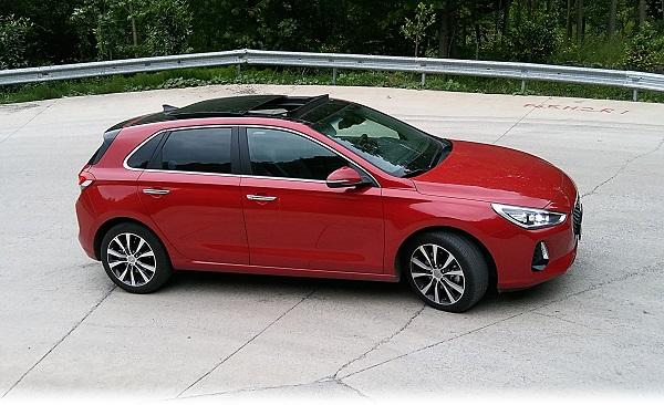 Hyundai Yeni İ30 Elite Plus Smart Test Dizel Otomatik Otomobiltutkunu_Hyundai_i30 Test