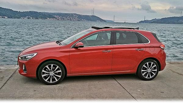 Hyundai Yeni i30 Elite Plus Smart Test Dizel Otomatik Otomobiltutkunu_Hyundai i30 DCT Test