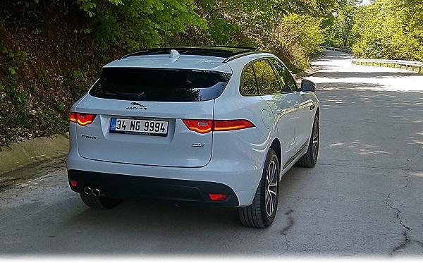 Jaguar F-Pace Test_Jaguar SUV FPace
