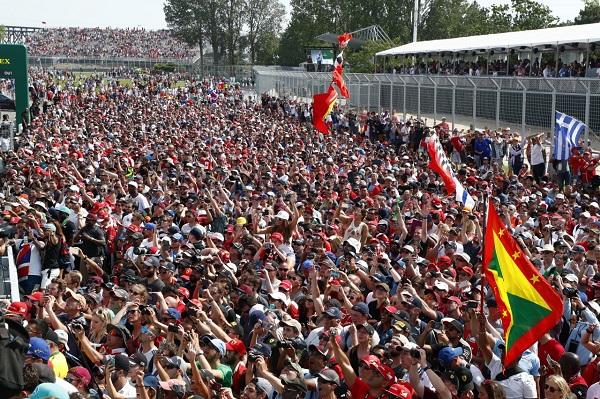 Mercedes AMG F1 Lewis Hamilton Canadian GP