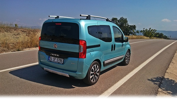 Fiat Fiorino Test