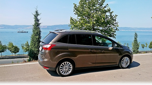 Ford Grand CMax Test_EcoBoost