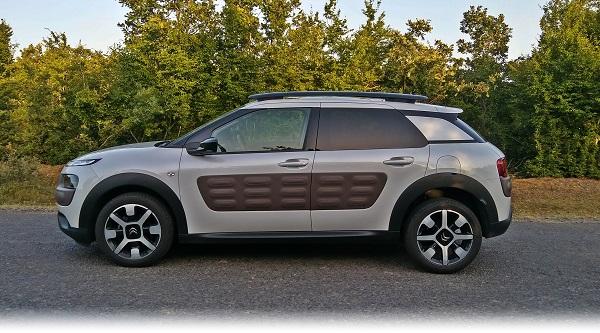 Citroën C4 Cactus Test