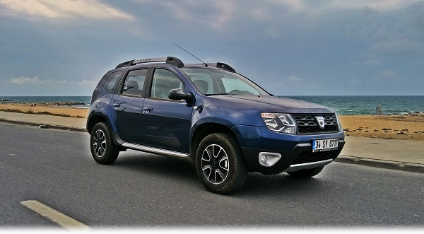 Dacia Duster EDC_Otomatik Vites SUV