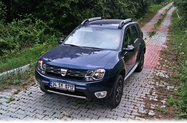 dacia duster 4 2 1 5 dci edc test. Black Bedroom Furniture Sets. Home Design Ideas