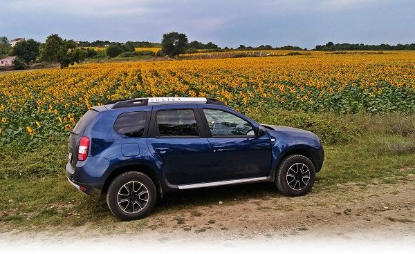 Dacia Duster EDC_SUV_Dizel Otomatik Test