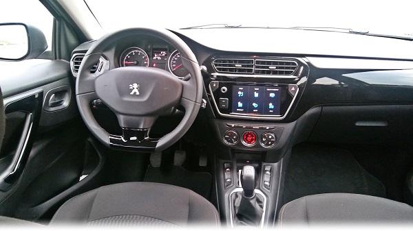 Peugeot 301 Allure Test