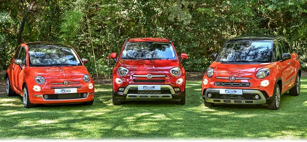 Fiat 500 ve Fiat 500L Ailesi
