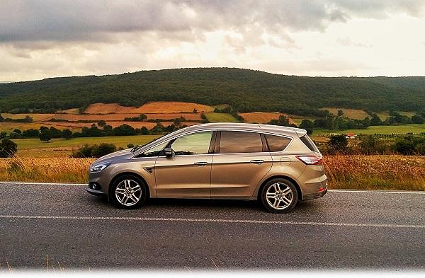 Ford S Max Test_Dizel Otomatik Aile Otomobili_FORD S-MAX_MPV_Otomobiltutkunu