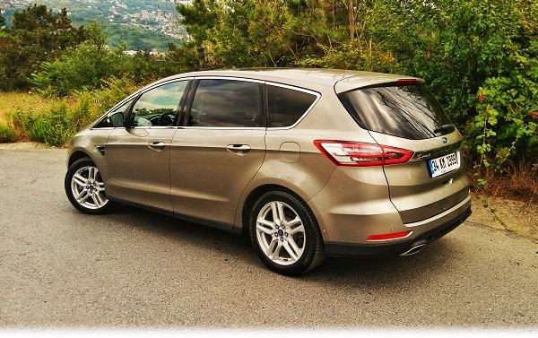 Ford S Max Test_Dizel Otomatik Aile Otomobili_FORD S-MAX_Otomobiltutkunu