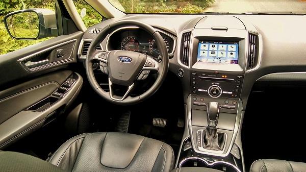 Ford S Max Test_Dizel Otomatik Aile Otomobili_Otomobiltutkunu