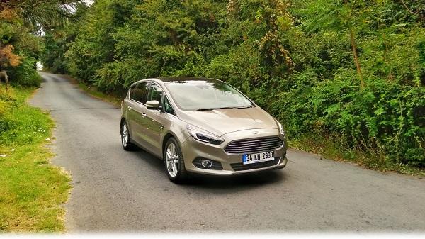 Ford_SMAX Test_MPV Test_Ford S Max Test_Otomobiltutkunu Test