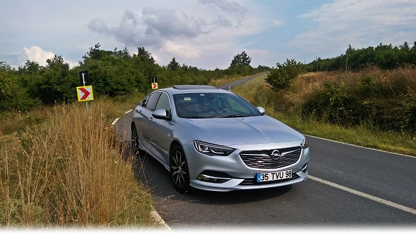 Insignia Grand Sport OPC Line Elite Test