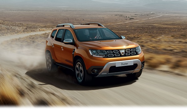New Duster_Dacia Duster 2017