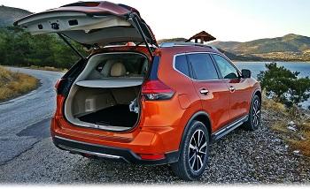 Nissan X Trail Test_Otomobiltutkunu_Elektrikli Bagaj kapagi