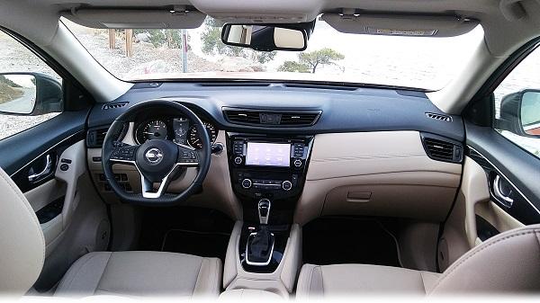 Nissan XTrail X-TRONIC (AT) PLATINUM Test_Otomobiltutkunu