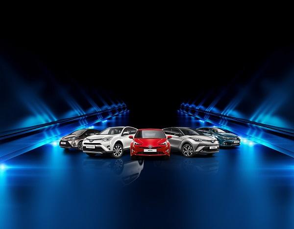 Toyota Hybrid Family_Otomobiltutkunu