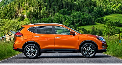 Yeni Nissan X-Trail_Lifestyle_Otomobiltutkunu