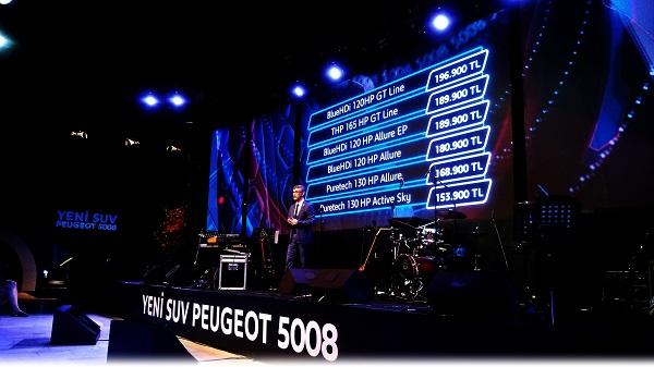 Yeni SUV Peugeot 5008_PeugeotTurkiye_Esma Sultan_Otomobiltutkunu