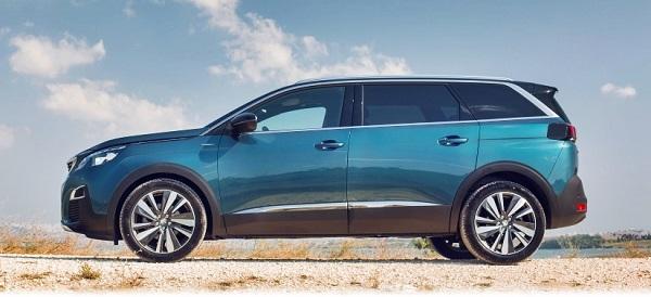 yeni suv peugeot 5008_Peugeot 5008 Test_Otomobiltutkunu